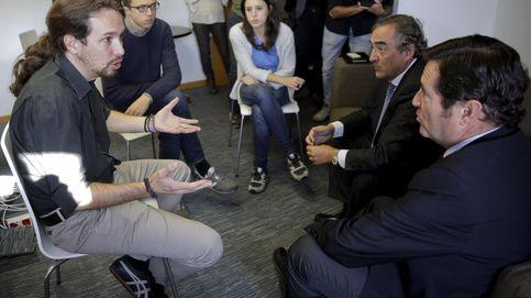 La CEOE se reúne con Podemos: Hay diferencias, pero se pueden solventar