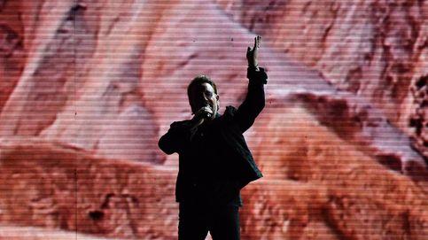 Bono publica las 60 canciones que salvaron su vida en su 60 cumpleaños