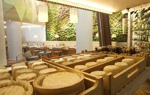 Foto: Un templo para aficionados al queso