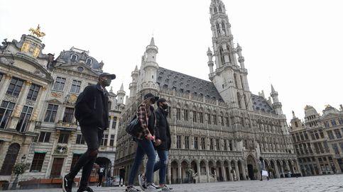 El toque de queda se extiende en Europa: tras Francia llega a Bruselas