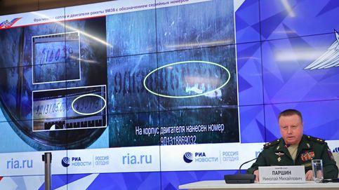 Kiev tacha de falsas las pruebas de Rusia que le acusan de derribar el avión malasio