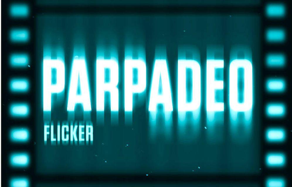 Foto: Detalle de la portada de 'Parpadeo' (Pálido Fuego)