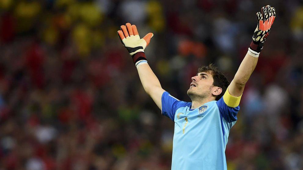 Iker quiere abandonar el Madrid con la carta de libertad a coste cero