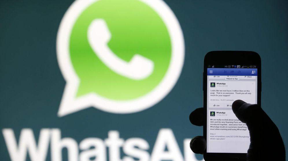 Foto: Las llamadas de WhatsApp, disponibles tras la última actualización para Android