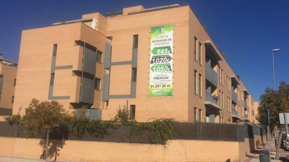 Foto: Blackstone prepara la venta de activos de Fidere, una de sus filiales de pisos de alquiler.