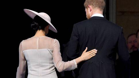 Meghan Markle y Harry: la reaparición estelar después de su boda