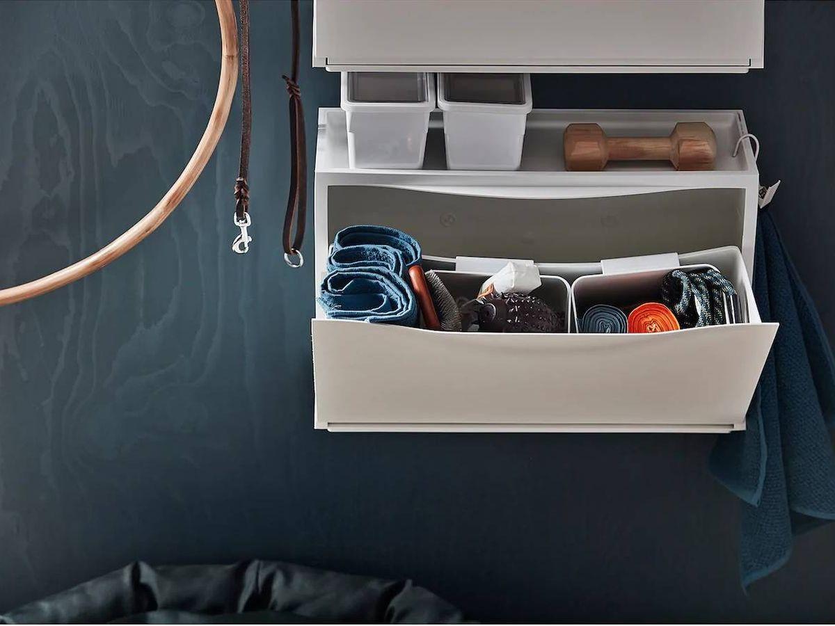 Foto: Ikea logra que tu casa parezca más grande. (Cortesía)