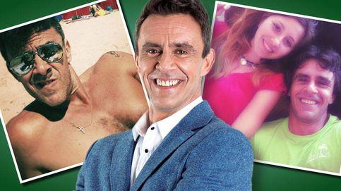 Alonso Caparrós: cómo pasó de vivir la noche a ser un padre y esposo entregado