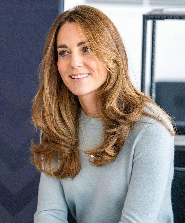 Foto: Kate Middleton, en su último acto público. (Reuters)
