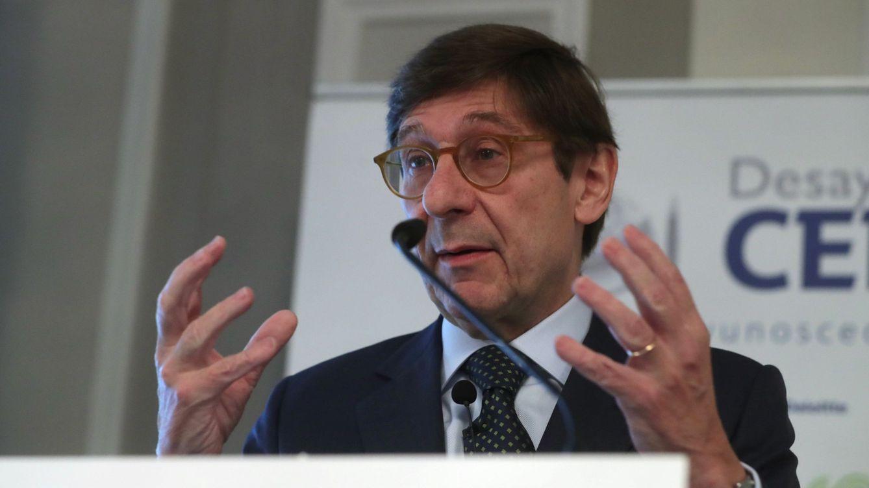 Goirigolzarri (Bankia) espera que las elecciones en Cataluña reviertan el 'procés'