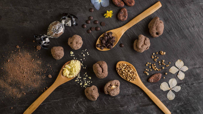 Chocolates artesanos Isabel.