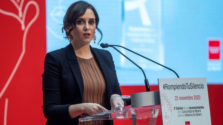 Isabel Díaz Ayuso. (EFE)