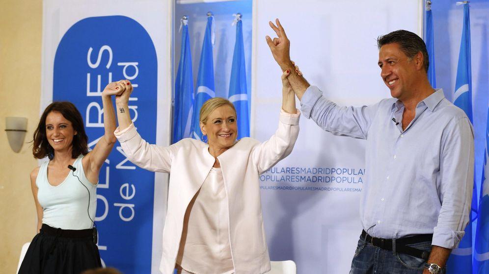 Foto: Levy acusa al PSOE de acomplejarse de ser español en Cataluña