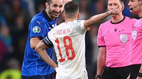No, a la Selección no le han robado en el sorteo de los penaltis con Italia