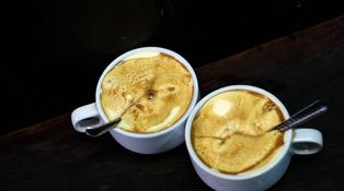 Solbes y Botella, el café imposible en la sobremesa madrileña