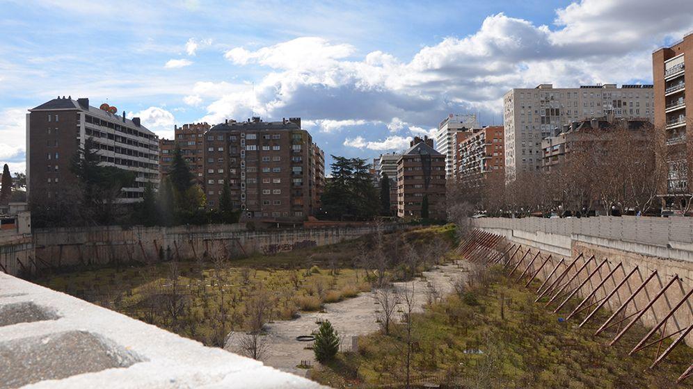Foto: El solar más codiciado de Madrid y que Hacienda compró a unas monjas