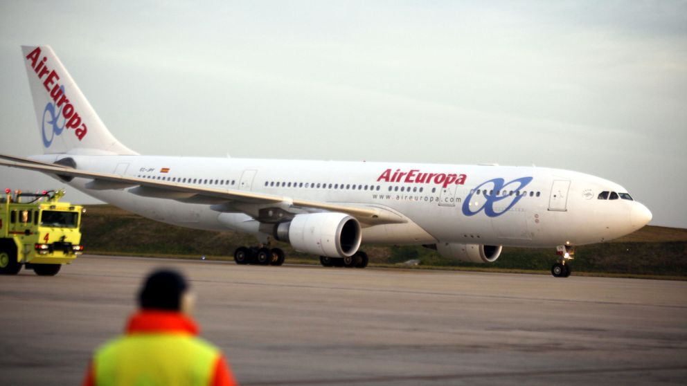 Fomento lleva dos años analizando los billetes sospechosos de Air Europa