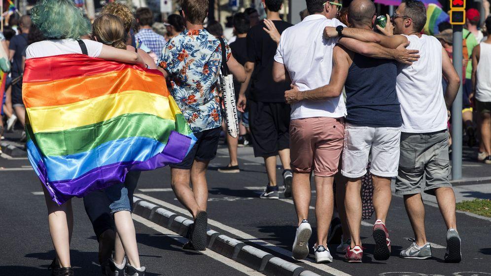 Foto: Manifestación del Orgullo LGTBI. (EFE)