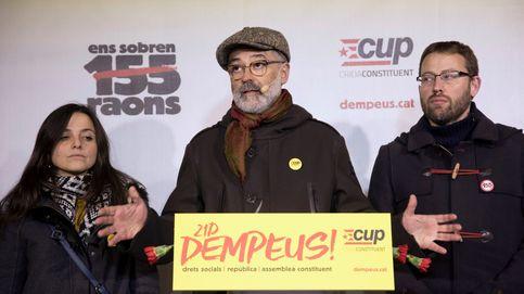 Carles Riera, el talibán tranquilo obligado a mantener los resultados de la CUP
