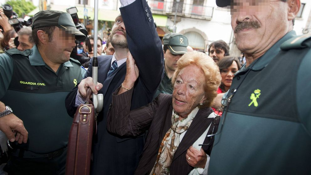 Imputados el padre, la abuela y la tía de la Reina por alzamiento de bienes