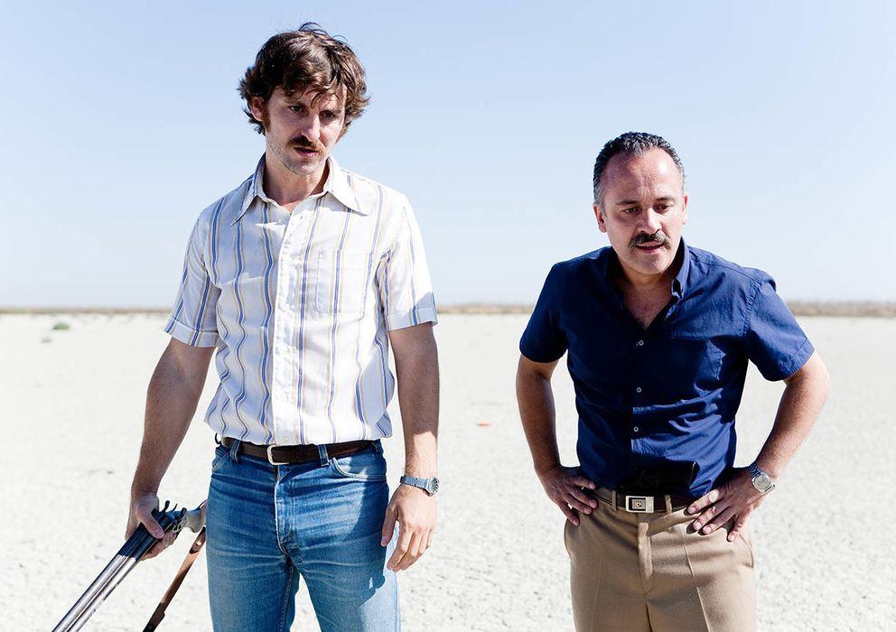 Foto: Raúl Arévalo y Javier Gutiérrez nominados a mejor actor en los Premios Forqué por 'La isla mínima'
