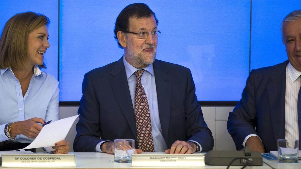 Rato, suspendido de militancia en el PP a petición propia