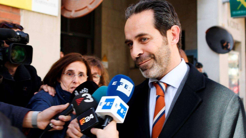 Fotografía de archivo del exsecretario de Difusión del Govern Antoni Molons. (EFE)