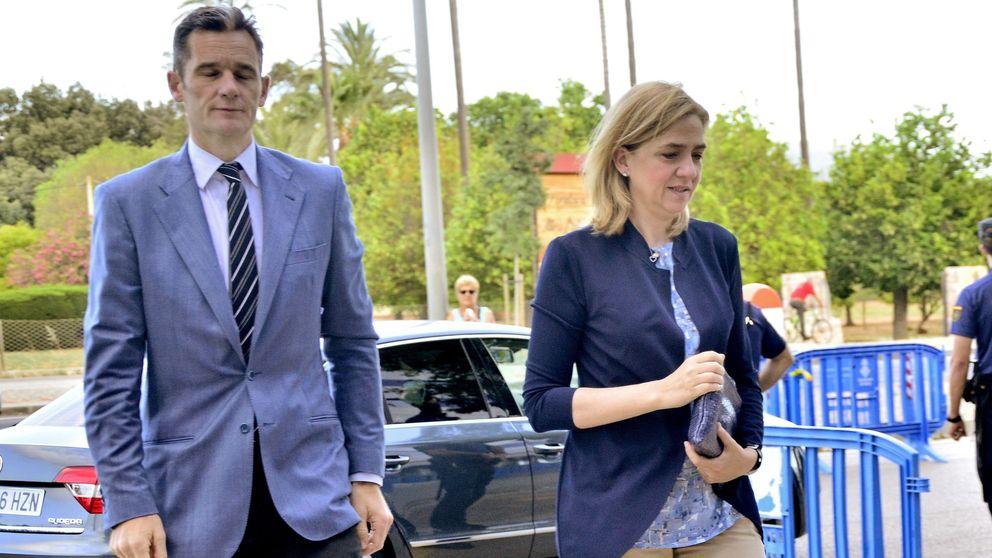 La Infanta pide su absolución y una sanción para Manos Limpias en Nóos