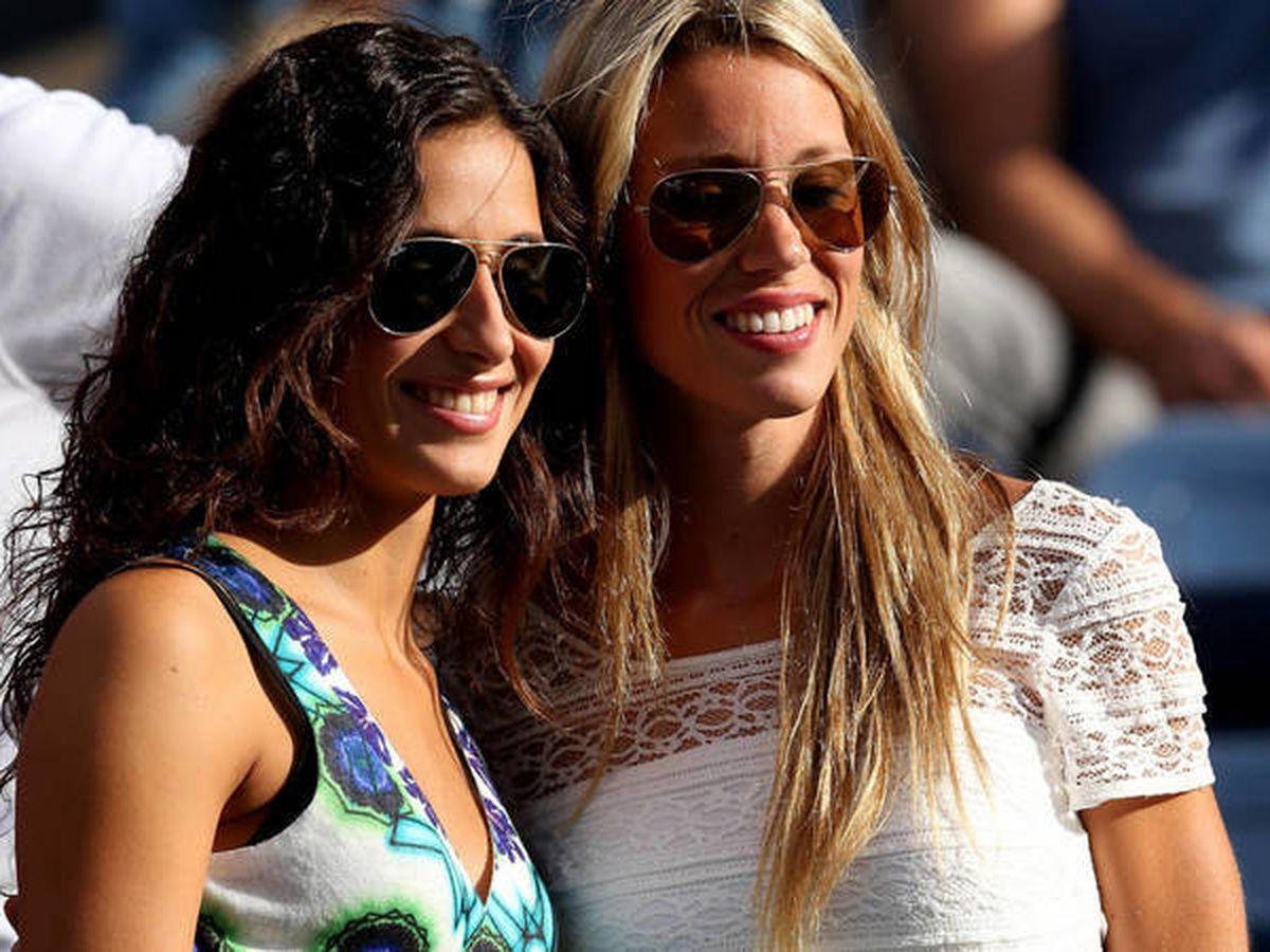 Foto:  Xisca Perelló y su cuñada, Maribel Nadal. (Getty)