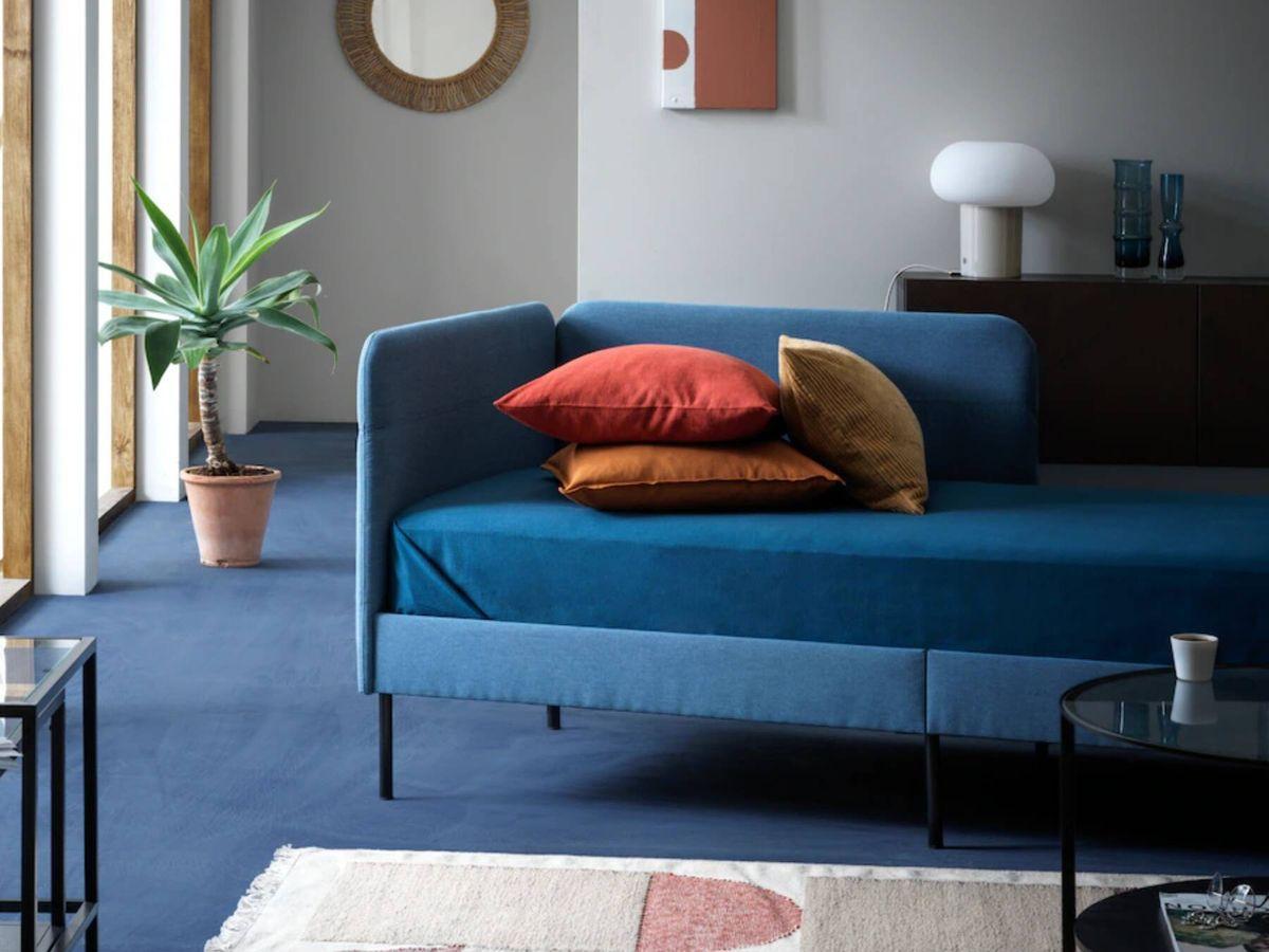 Foto: Ikea nos ofrece este mueble como solución para las casas pequeñas. (Cortesía)