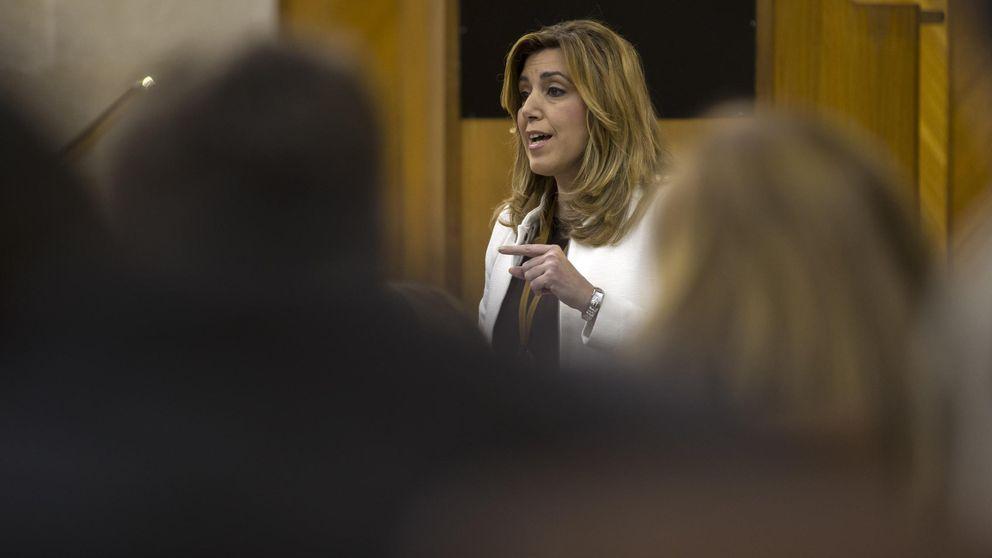 Díaz asegura que sólo los socialistas andaluces pueden conseguir el vuelco