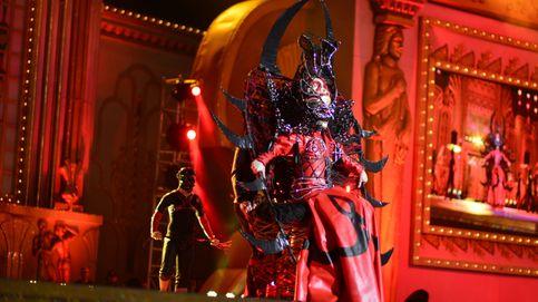 Purpurina, plataformas y colorido en la gala Drag Queen del carnaval de Las Palmas