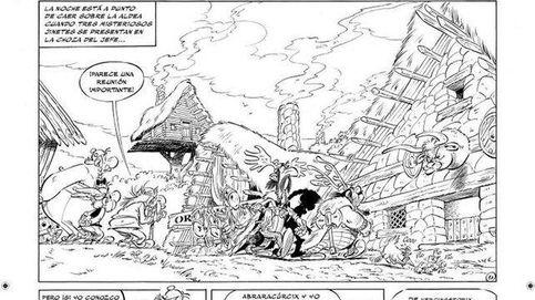 'La hija de Vercingétorix', una adolescente pone en aprietos a Astérix y Obélix