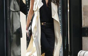 Victoria Beckham cambia la pasarela por el diseño