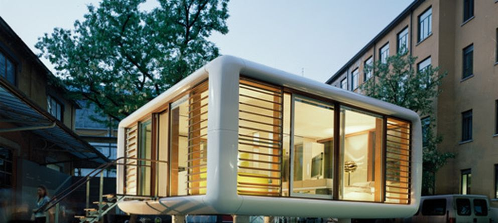 Te imaginas vivir en una casa prefabricada as fotogaler as de vivienda - Vivir en una casa prefabricada ...
