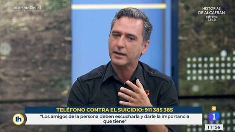 El dramático testimonio de Javi Martín ('CQC'): Intenté suicidarme