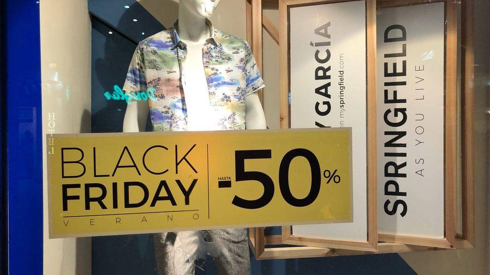 Una primavera sin sol obliga a un Black Friday para frenar el desplome de ventas