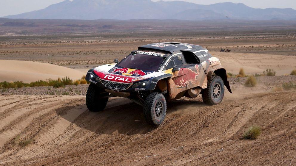 Sainz se queda solo en el Dakar. ¿Qué le podría ocurrir los próximos días?