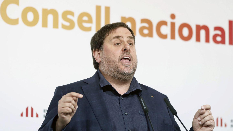 El vicepresidente del Govern, Oriol Junqueras. (EFE)