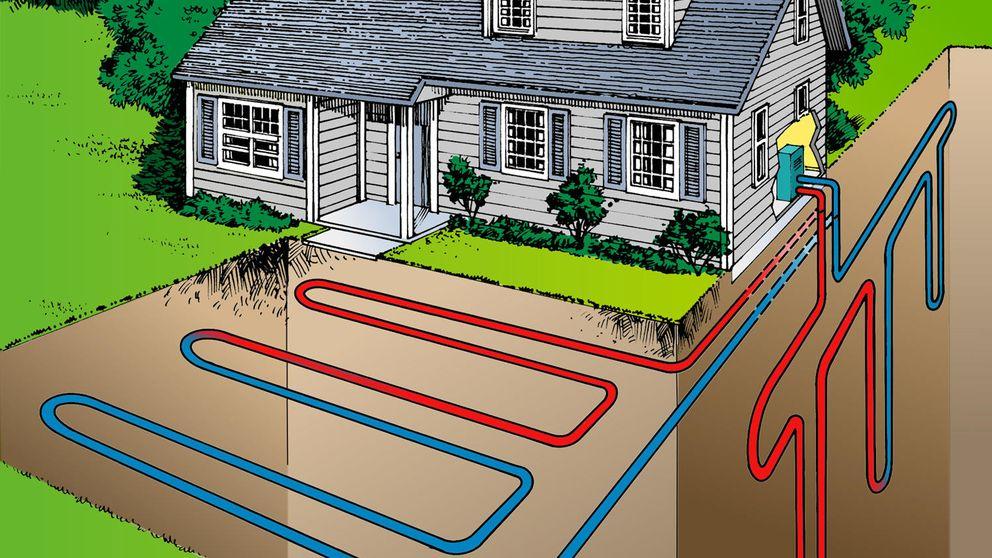 Climatización geotérmica: la alternativa subterránea para ahorrar en calefacción