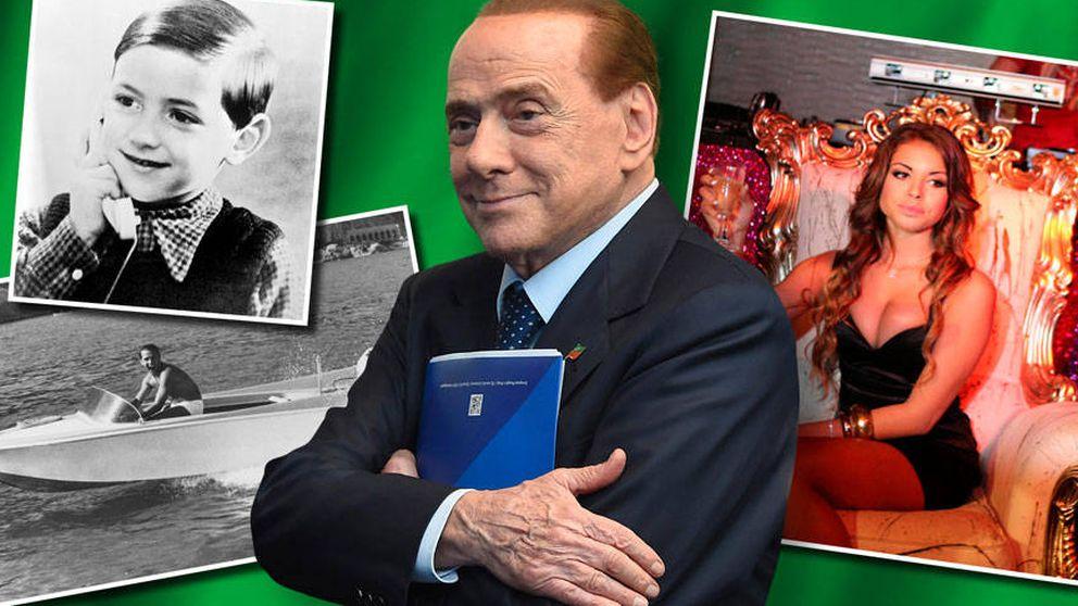 Su infancia, sus amores y las fiestas 'bunga bunga': el Berlusconi más íntimo
