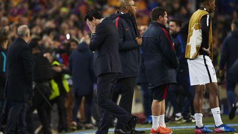 El dueño del PSG dice que a Emery tiene todo su apoyo tras el 6-1 de Barcelona