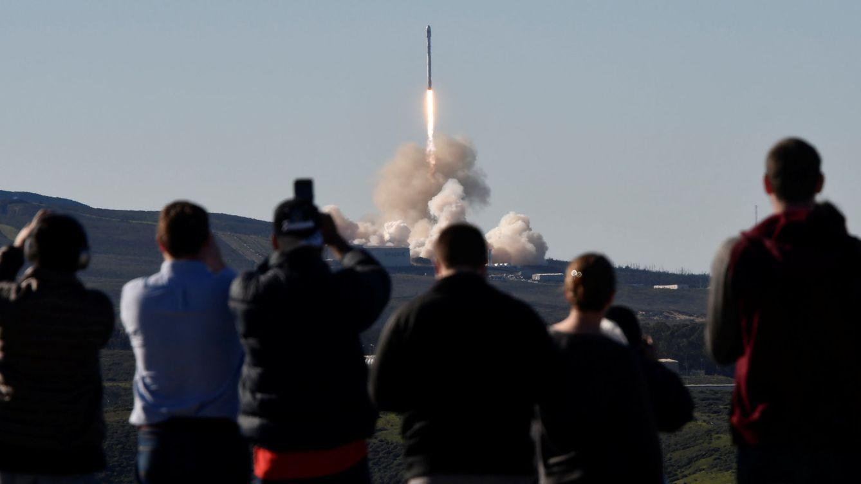 Apisonadora Musk: cómo intentará hacer historia este fin de semana con SpaceX