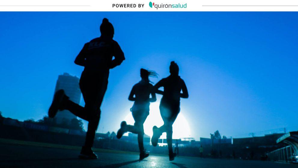 Qué distancia debes mantener con otras personas si corres o montas en bicicleta