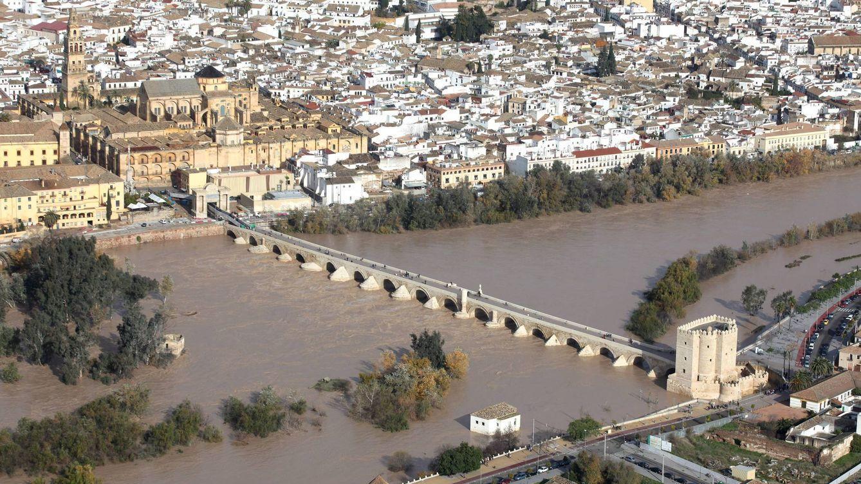 Foto: El río Guadalquivir a su paso por Córdoba. (EFE)