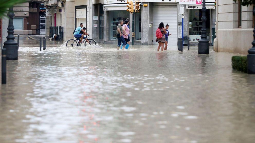 Robles, sobre el temporal: Queda mucho por hacer todavía, es casi dantesco