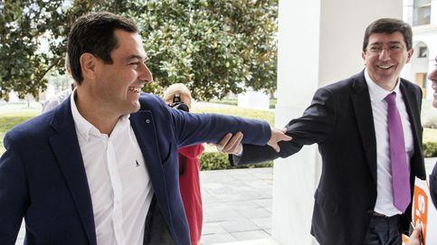 PP y Cs echan al PSOE en Andalucía con una inédita alianza de las derechas