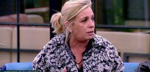 Post de Última hora y parte médico de Carmen Borrego tras el tartazo en 'Sálvame okupa'