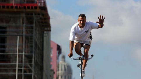 El cubano que pedalea en las alturas