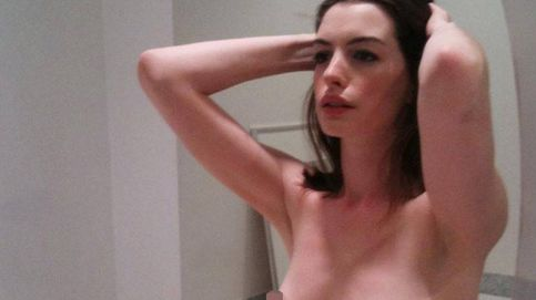 Se filtran unas fotografías de Anne Hathaway subidas de tono